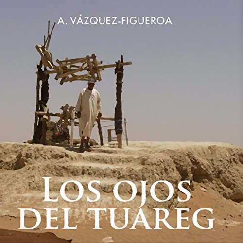 Los ojos del tuareg [The Eyes of the Tuareg] copertina