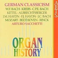 German Classicism by ARTURO SACCHETTI (1996-08-01)