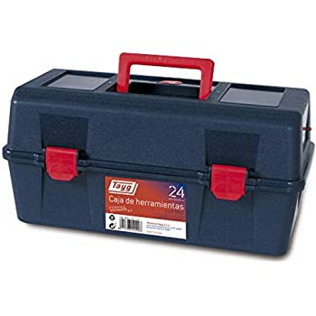 Tayg 124006 Caja herramientas plástico n. 24, 400 x 206 x 188 mm ...