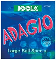 JOOLA(ヨーラ) アダジオ アカ Max (ラージ表ソフト) 71332