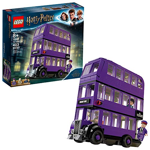 Harry Potter Knight Bus Lego