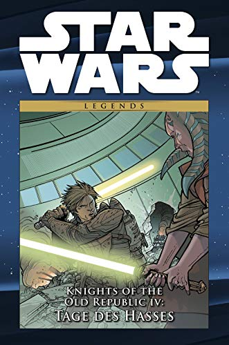 Star Wars Comic-Kollektion: Bd. 87: Knights of the Old Republic IV: Tage des Hasses