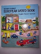 Best richard scarry european word book Reviews