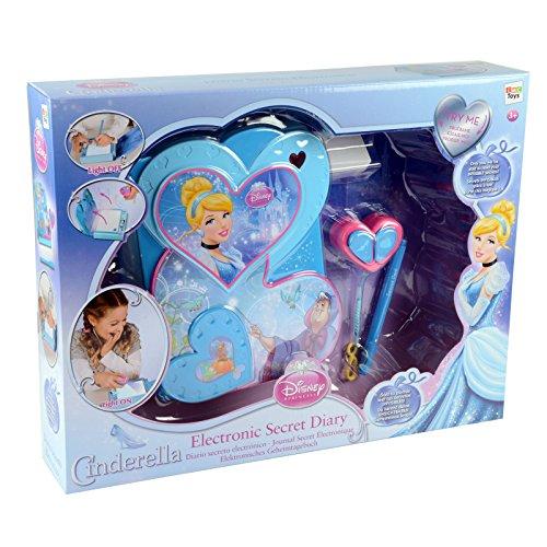Disney Cinderella 210813 - Elektronisches Tagebuch