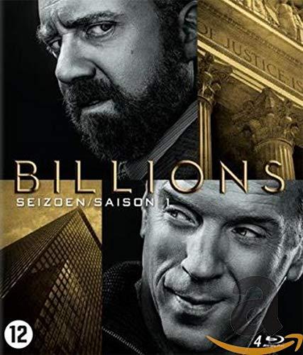 BLU-RAY - Billions - Seizoen 1 (1 Blu-ray)