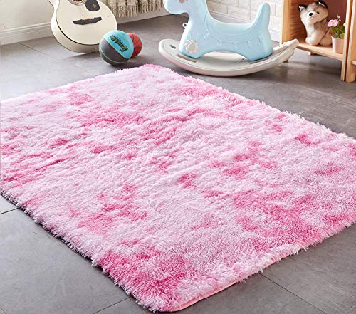 Product Image of the PAGISOFE Shaggy Colored Fluffy