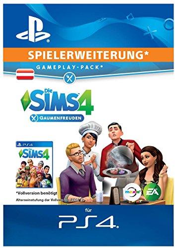 Die Sims 4 - Gaumenfreuden (GP 3) DLC [PS4 Download Code - österreichisches Konto]