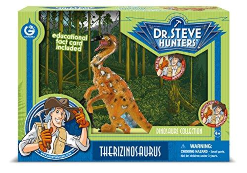 Dr. Steve Hunters cl1612 K Collection des dinosaures Modèle Therizinosaurus - Version Italienne