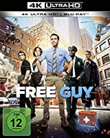 Free Guy 4K UHD Edition
