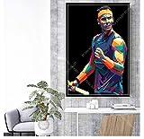 liuyushuo Poster Rafael Nadal Großer Tennisspieler