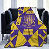 OVX Delta Phi Epsilon Soft and Warm Throw Blanket Plush Bed Couch Living Room Fleece Blanket 50'X40'60'X50'80'X60'