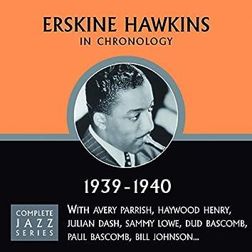 Complete Jazz Series 1939 - 1940