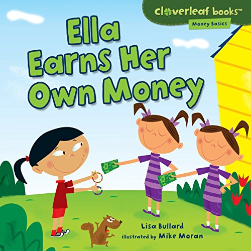 Ella Earns Her Own Money copertina