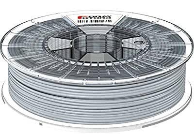 Formfutura 1.75mm HDglass - Blinded Light Grey - 3D Printer Filament