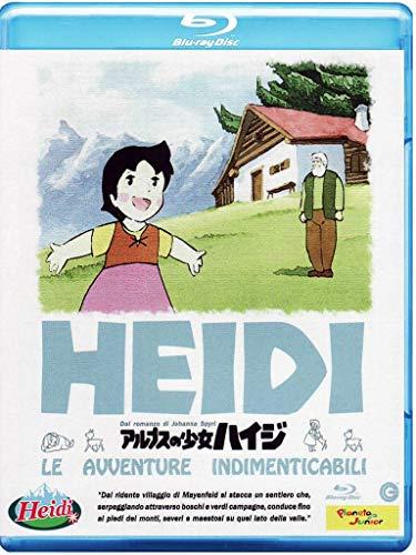 Heidi - Le avventure indimenticabili [Blu-ray] [IT Import]