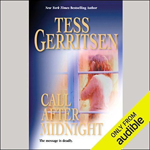 Call After Midnight audiobook cover art