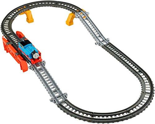 TRENINO THOMAS CDB57 Trackmaster Thomas & Friends I Binari di Thomas, 2 in 1