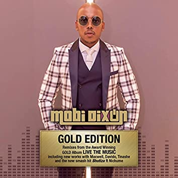 LIVE THE MUSIC (Gold Edition Spiritual Mix)