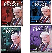 TOUCH OF FROST: THE COMPLETE SEASONS 1-4 (SEASON 1, SEASON 2, SEASON 3, SEASON 4) 4-PACK