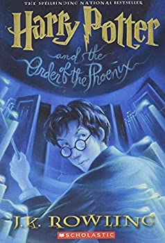 Paperback Harry Potter And The Order Of The Phoenix Book