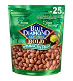 Blue Diamond Almonds , Wasabi & Soy Sauce 25 Ounce