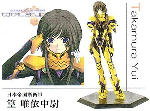 Lieutenant dependent Takamura Yui [Muv-Luv Alternative] Volks ge Ultimate Character Collection Figure 01 alone (japan import)