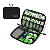 EEM Travel Cable Organizer, Accessori per Elettronica Portatile Custodie per Dischi rigidi...