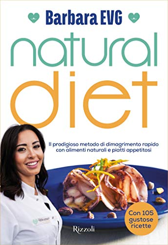 Natural Diet (Italian Edition)