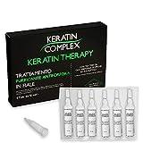 Keratin Complex Trattamento Purificante contro l'Antiforfora in fiale cod. 0055