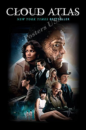 Posters USA - Tom Hanks Cloud Atlas Movie Poster GLOSSY FINISH - FIL160 (24' x 36' (61cm x 91.5cm))