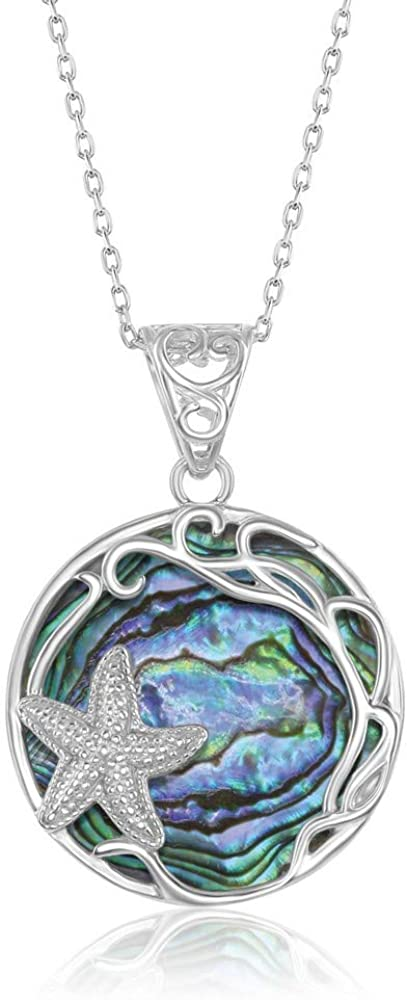 Natural Abalone Detailed Discount mail order Turtle Starfish Inspi Courier shipping free Seahorse Nautical
