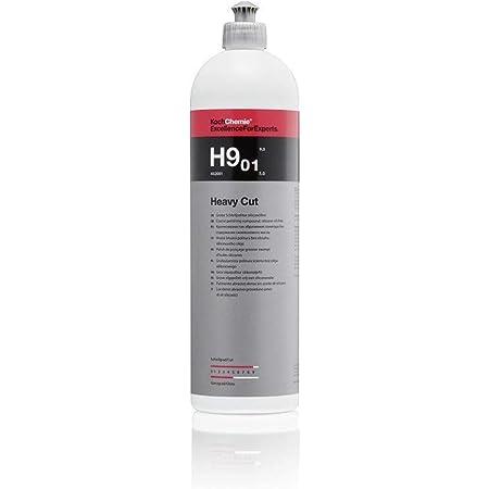 Koch Chemie H9 01 Heavy Cut Grobe Schleifpolitur Politur Siliconölfrei 1 L Liter Auto