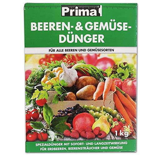 Beeren Gemüsedünger Sofort