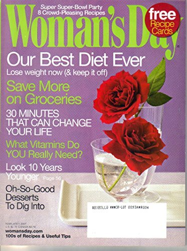 Woman's Day February 1, 2007