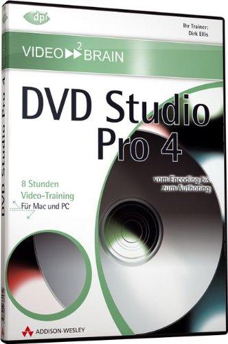 DVD Studio Pro 4 - Video-Training [import allemand]