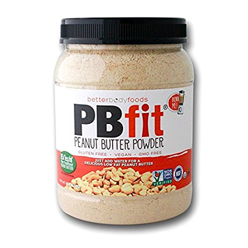 PB Fit Peanut Butter Powder (GLUTEN FREE) (90%less fat than traditional peanut butter)-Special 3 Pack ( 90 oz Total )