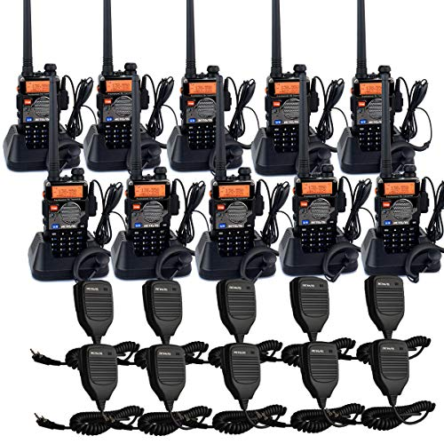 Retevis RT-5RV Two Way Radio (10 Pack)