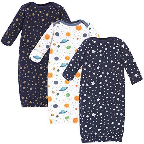La Mejor Recopilación de Ropa para dormir y batas para Bebé más recomendados. 5