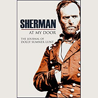 Sherman at My Door (Annotated) audiobook cover art