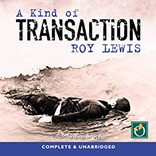 A Kind of Transaction audiobook cover art