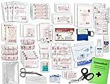 Komplett-Set Erste-Hilfe DIN 13169 EN 13 169 PLUS 4 für