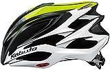 オージーケーカブト(OGK KABUTO) 自転車 ヘルメット ZENARD アクトイエロー S/M (頭囲 55cm~58cm)