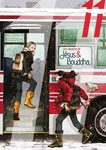 Les Vacances de Jésus & Bouddha - tome 11 (11)