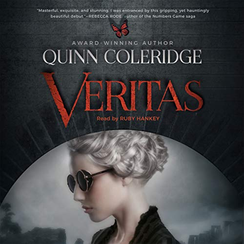 Veritas Audiobook By Quinn Coleridge cover art