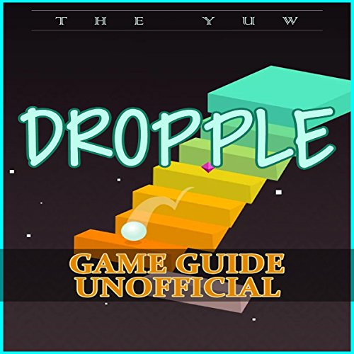 Dropple Game Guide Unofficial audiobook cover art
