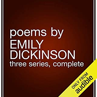 Poems by Emily Dickinson audiobook cover art