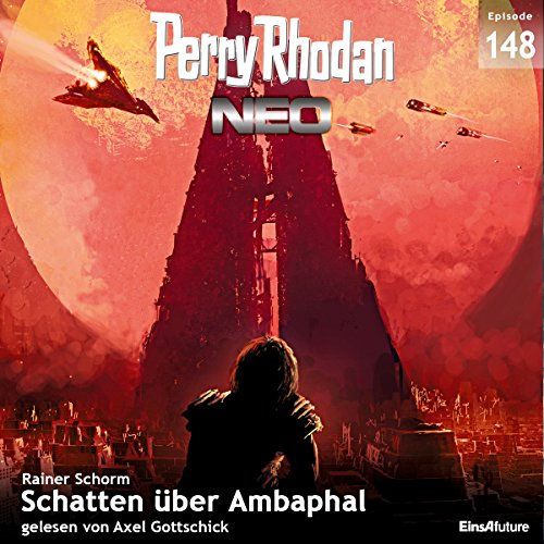Schatten über Ambaphal audiobook cover art