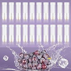 プルームテックプラス互換カートリッジ 巨峰葡萄味 メンソール配合 電子タバコ カートリッジ 20個入 ARASHI[808H]