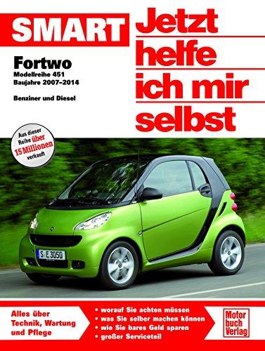 Smart fortwo 451: Bauhjahre 2007-2014, Benziner und Diesel
