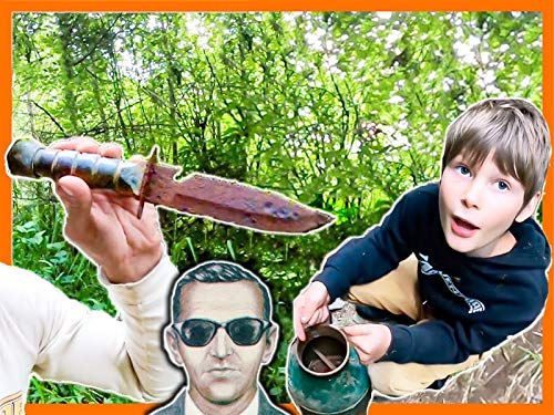 DB Cooper Survival Knife Found In the Deep Woods